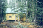 Link to larger view of Cabin with Loft Exterior - Beaver, UT