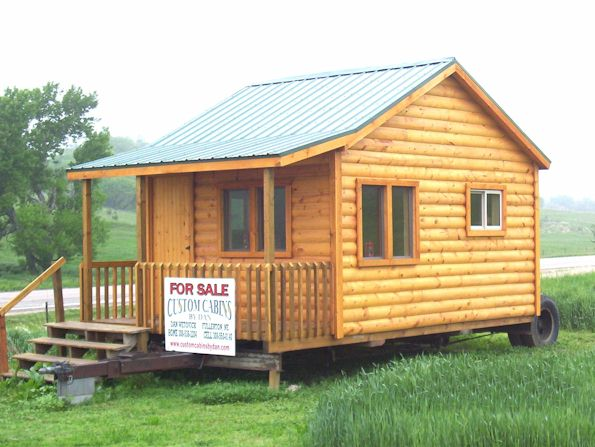 Wooden cabin design loft pdf plans for Wood cabin homes