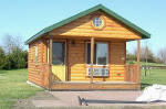 Link to enlarged view of Cedar River Cabin - Shenandoah, IA
